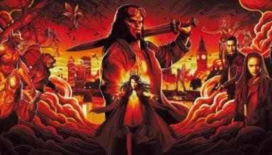 Hellboy Teaser Poster