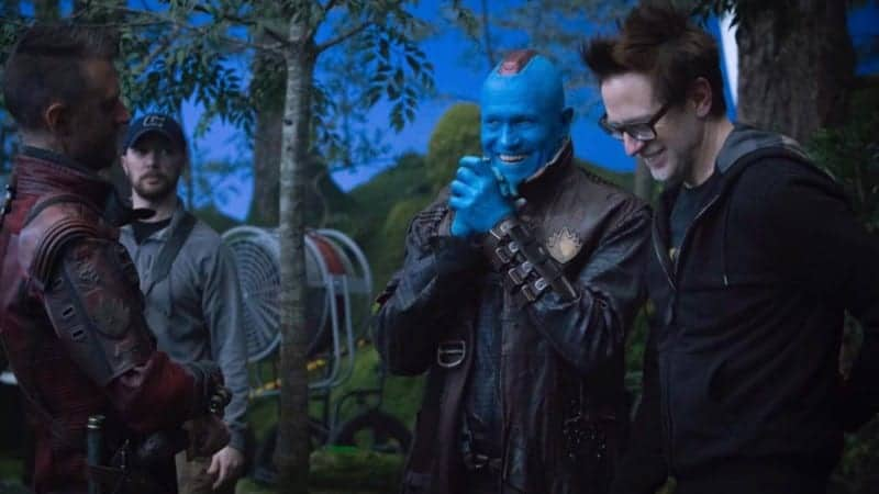 James Gunn to direct THE SUICIDE SQUAD reboot
