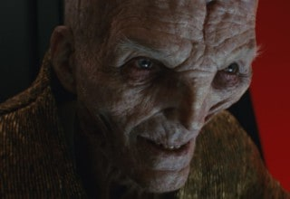 Courtesy of Lucasfilm - Snoke from The Last Jedi