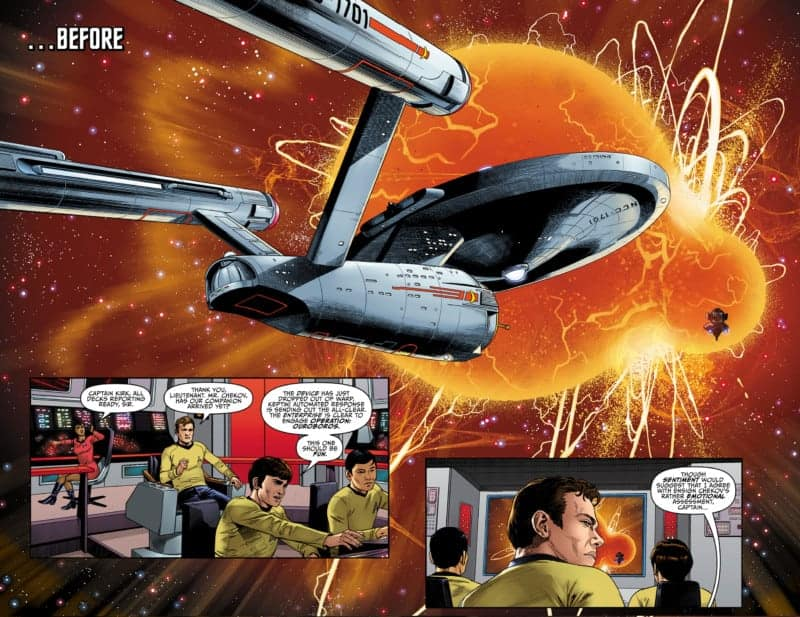 STAR TREK YEAR 5 IDW