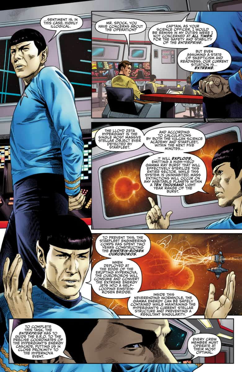 STAR TREK YEAR FIVE IDW