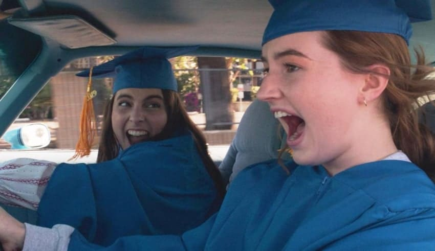 Booksmart: Molly and Amy Featured