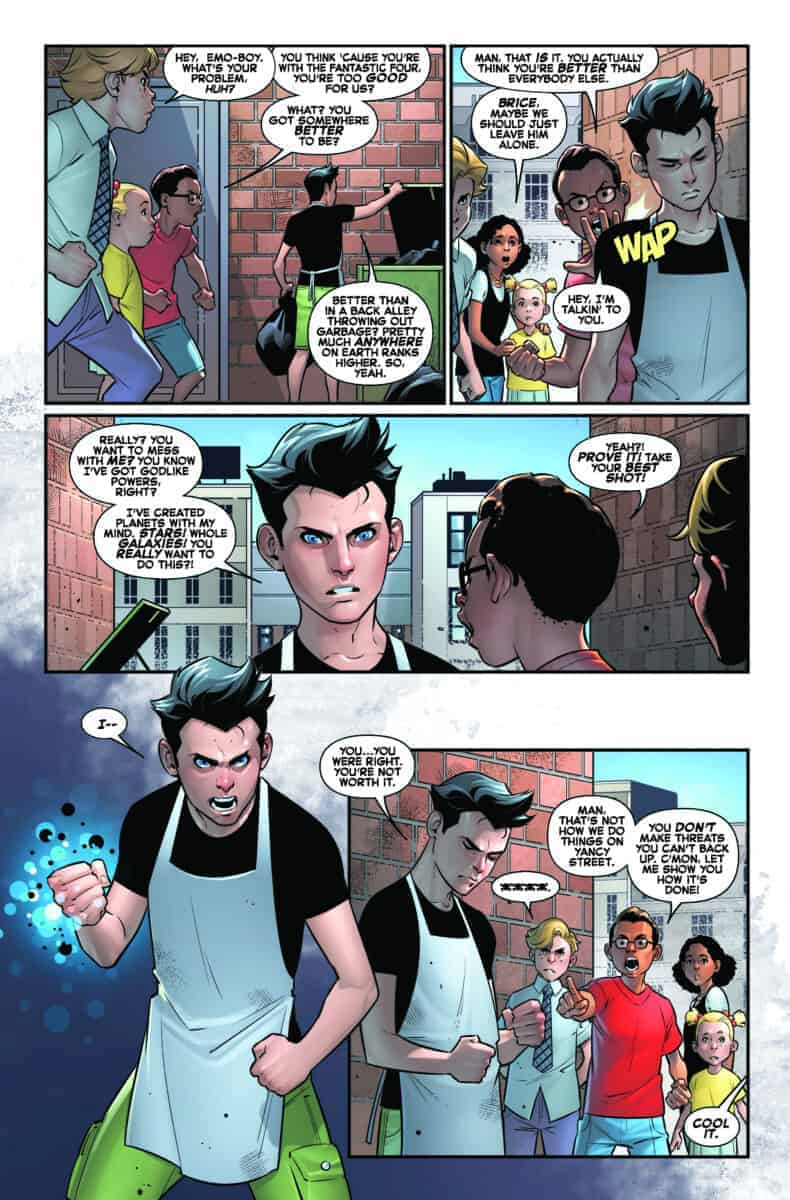 Fantastic Four #10 Preview page 5
