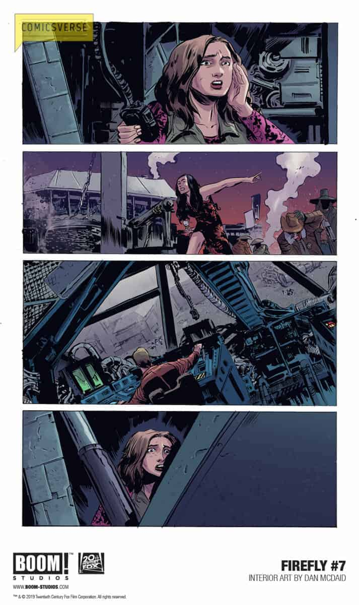 FIREFLY #7 preview page 2