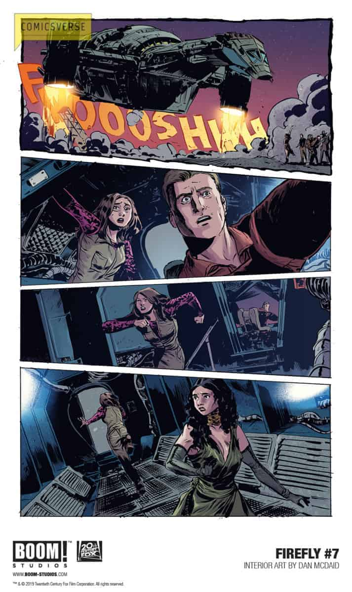 FIREFLY #7 preview page 3
