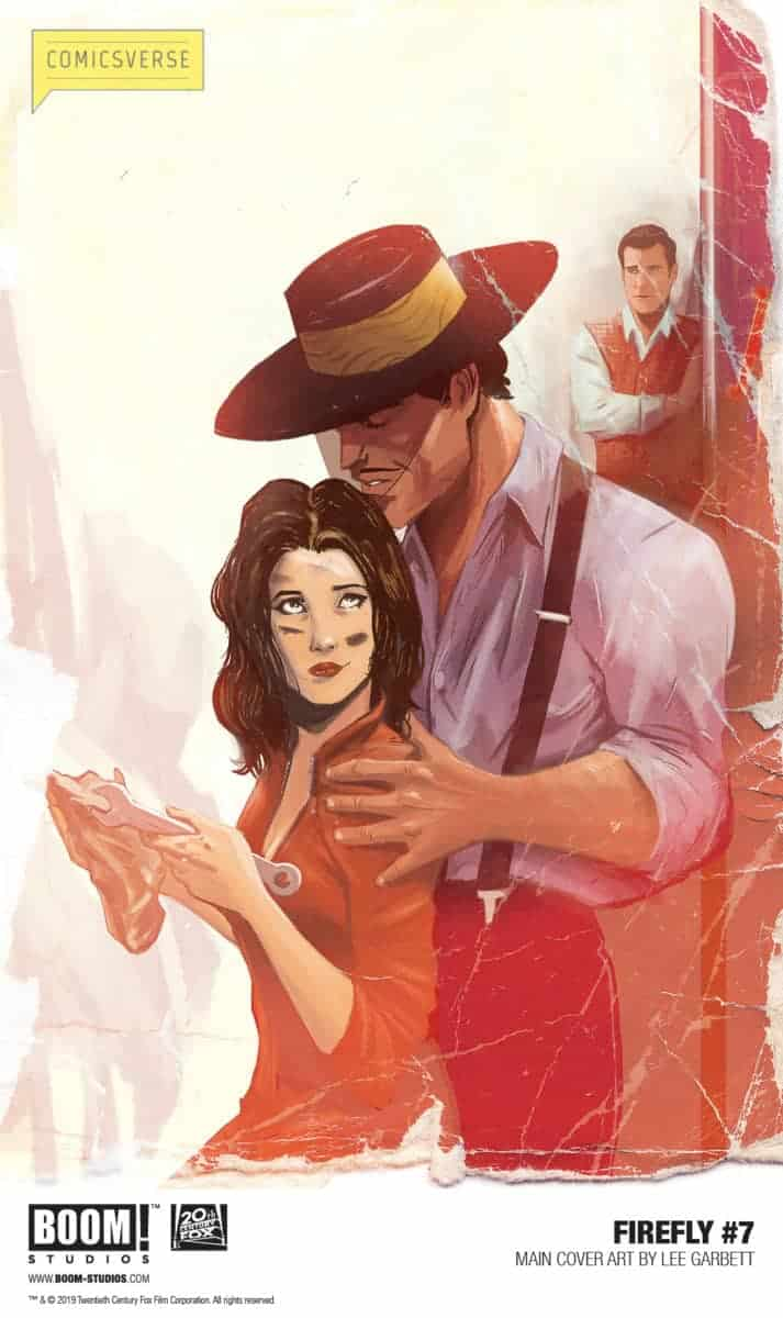 FIREFLY #7 preview cover