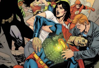 SUPERMAN: LEVIATHAN RISING SPECIAL #1 featured cover