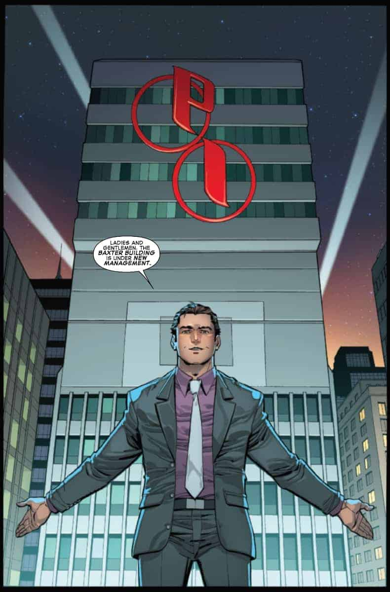 Peter Parker risk it all buying the Baxter Building