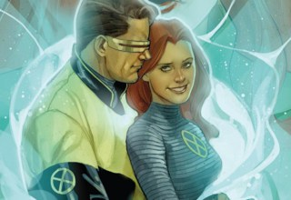 Jean Grey and Cyclops