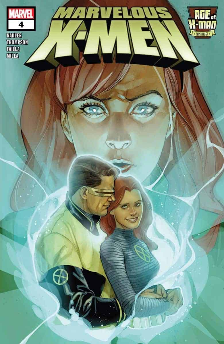 age of x-Man: the marvelous x-men #4
