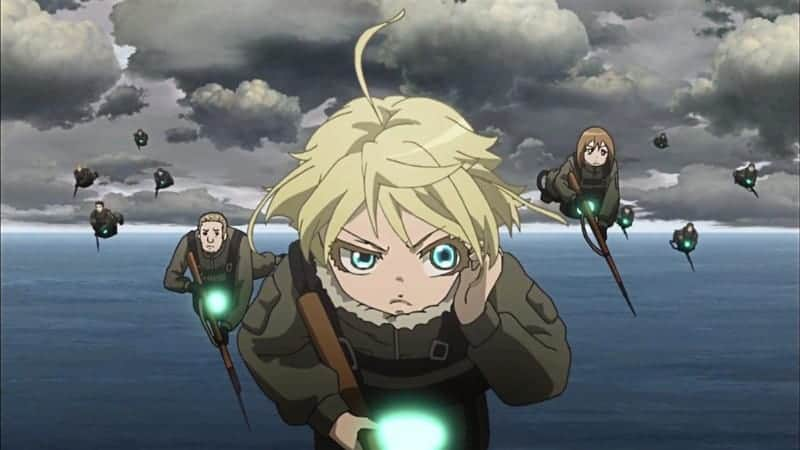 tanya the evil flying battalion