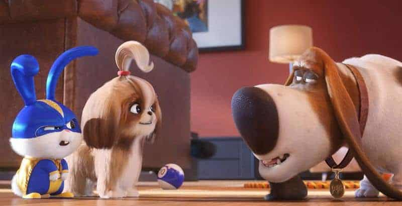 Secret Life of Pets 2: Snowball, Daisy, and Pops