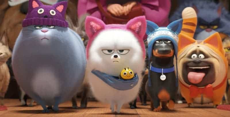 Secret Life of Pets 2: Gidget leads the charge