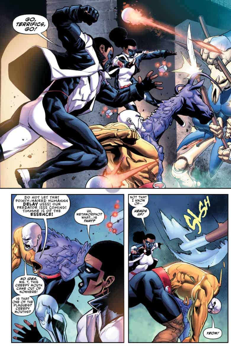 The Terrifics #17 page 2