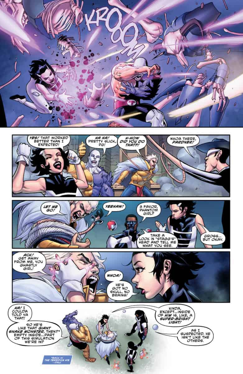 The Terrifics #17 page 4