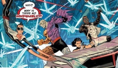 The Terrifics featured image