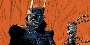 The Batman Who Laughs from DARK KNIGHTS: METAL