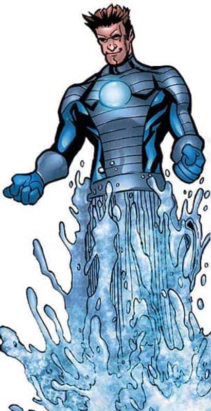 Elemental Monsters Hydro-Man