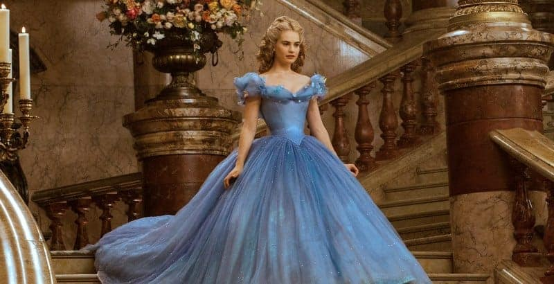 Already Live Action Cinderella