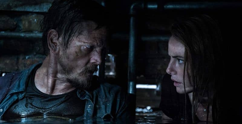 Crawl: Father Daughter