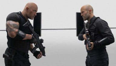 Hobbs and Shaw Stare down Feature