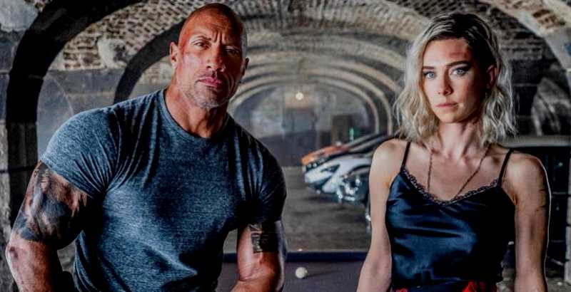 Hobbs & Shaw: Hobbs and Hattie