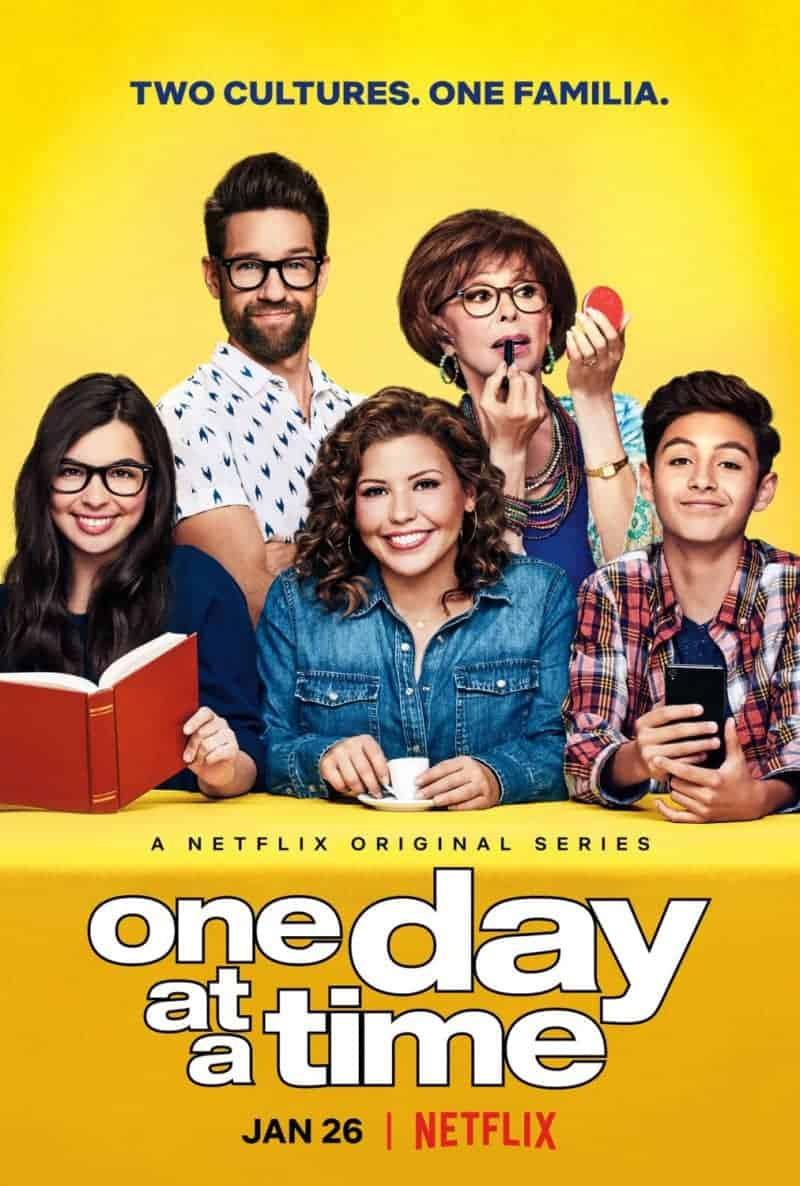 ONE DAY AT A TIME reboots 1960s original