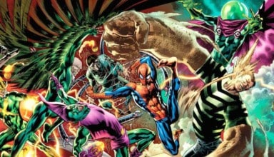 Sinister Six Featured