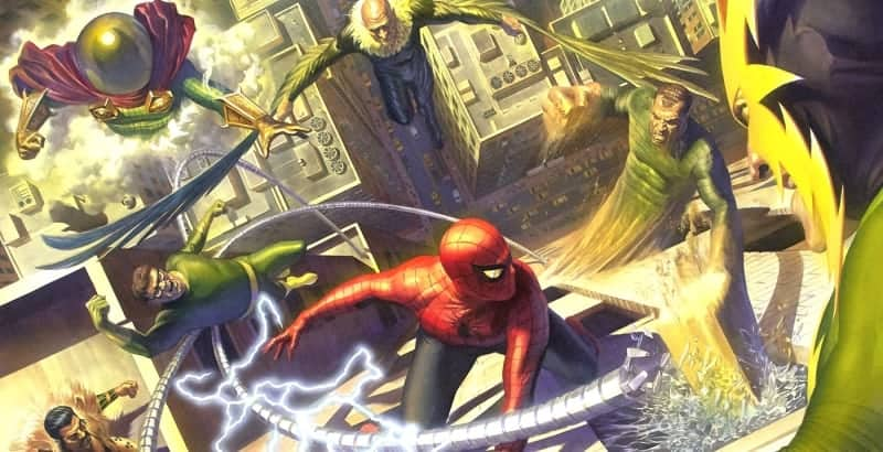 Sinister Six In article