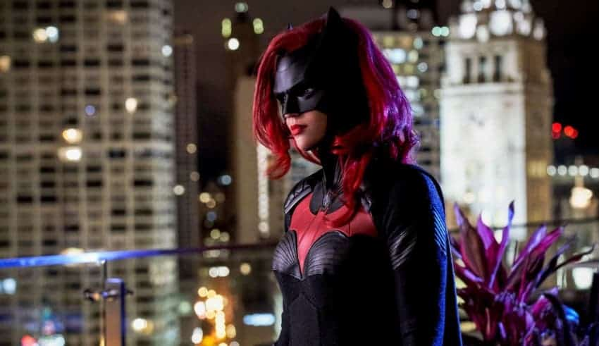 Hush Featured Batwoman