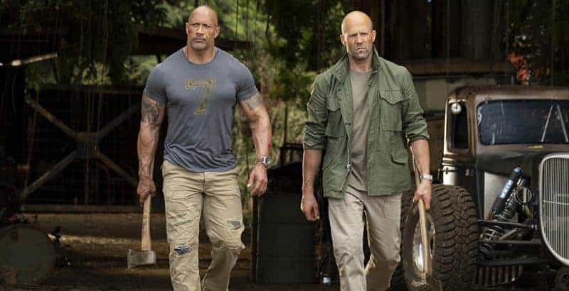 Hobbs & Shaw: Hobbs and Shaw