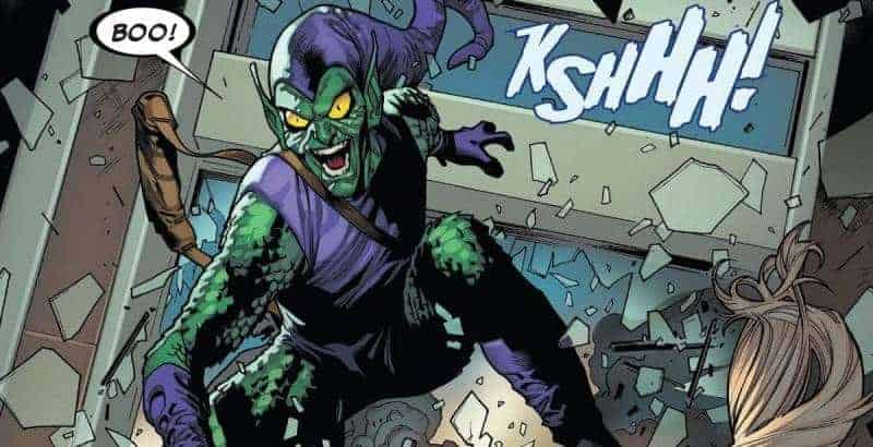 Sinister Six- Green Goblin