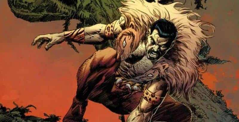 Sinister Six- Kraven the Hunter