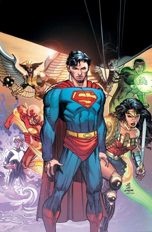 DC December Solicits Action 1018