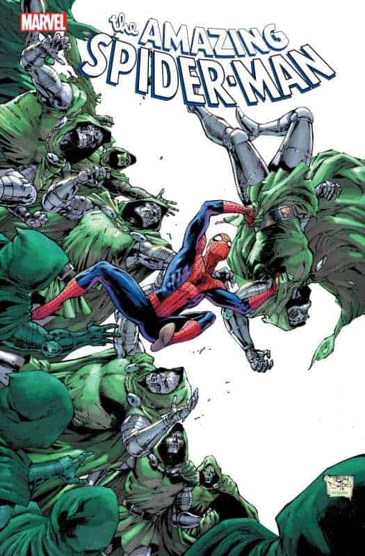 Marvel December Solicits ASM 35
