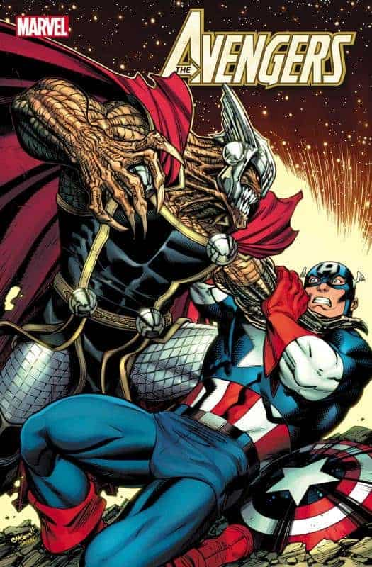 Marvel December Solicits Avengers