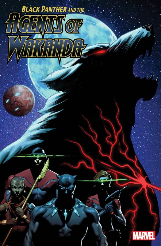 Marvel December Solicits Agents of Wakanda