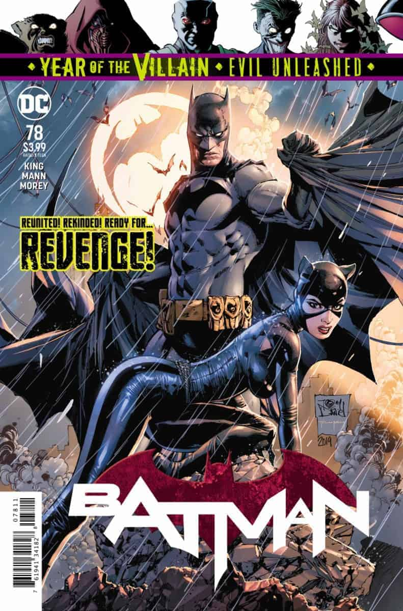 Batman #78 cover