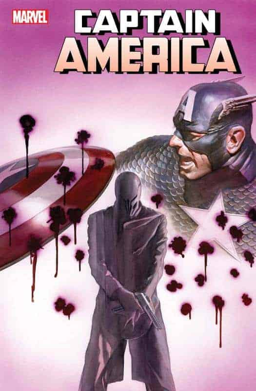 Marvel December Solicits Captain America