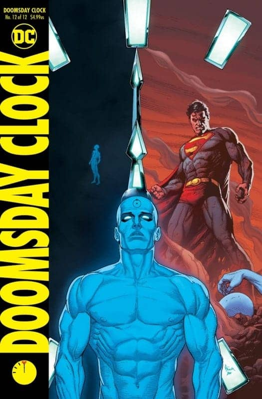 DC December Solicits Doomsday Clock 12