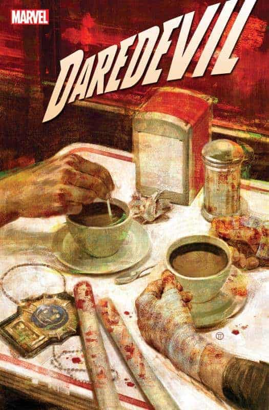 Marvel December Solicits Daredevil