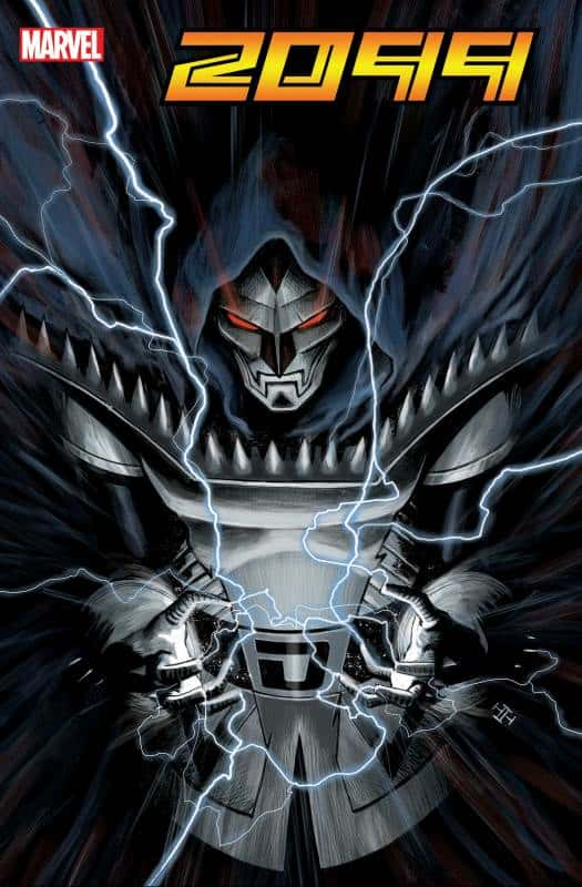 Marvel December Solicits Doom 2099