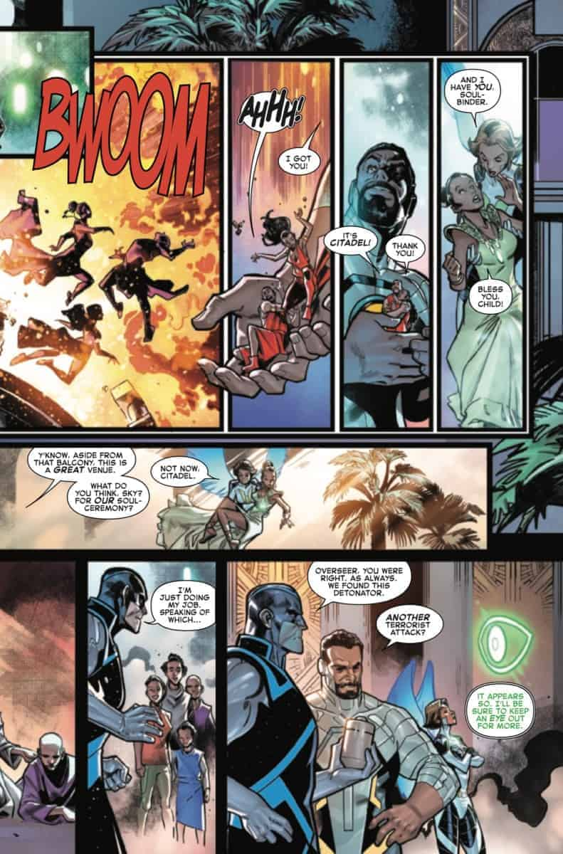 FANTASTIC FOUR #15 Preview page 6