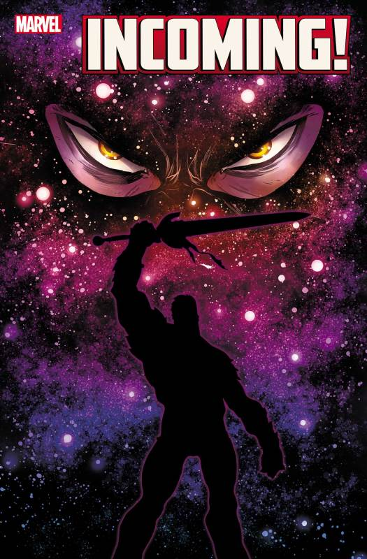 Marvel December Solicits Incoming Cosmic