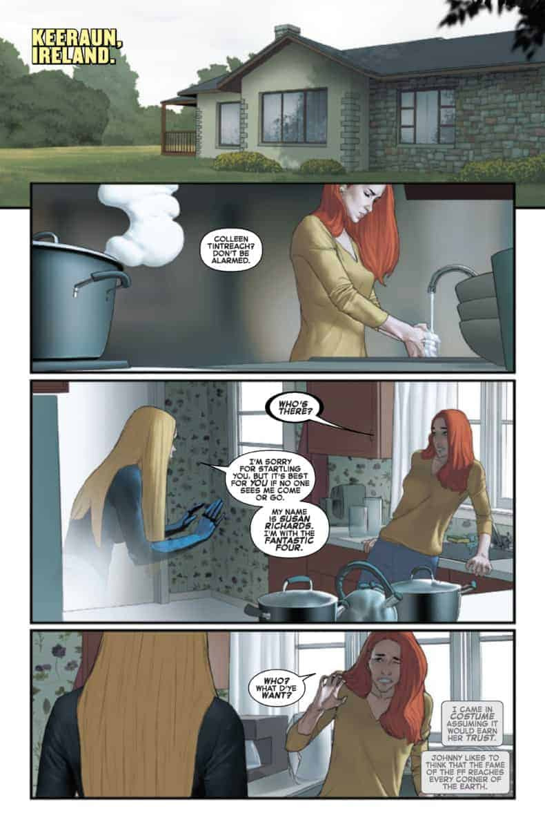Invisible Woman #3 page 2