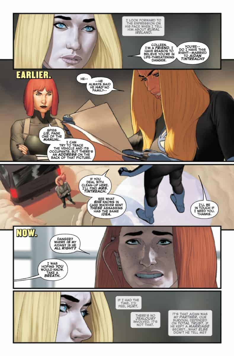 Invisible Woman #3 page 3