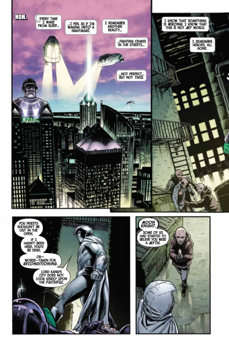 Moon Knight Annual page 1