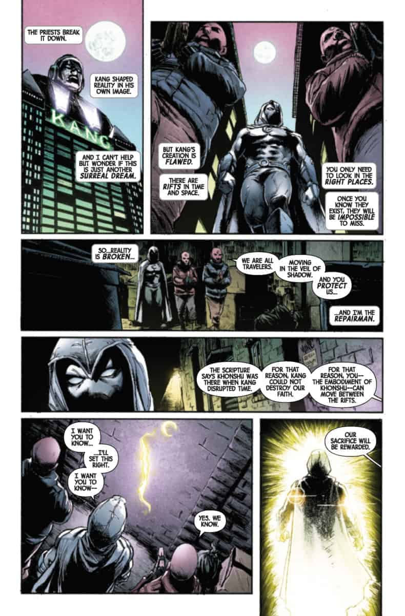 Moon Knight Annual page 3