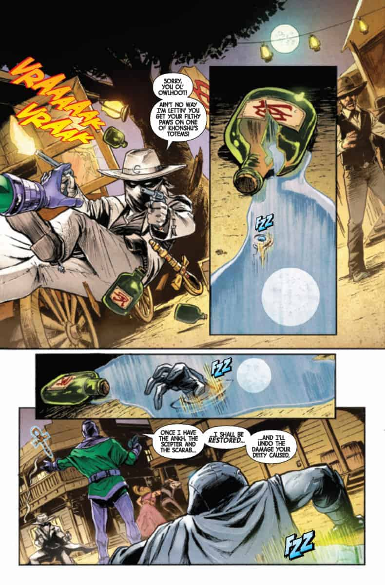Moon Knight Annual page 5