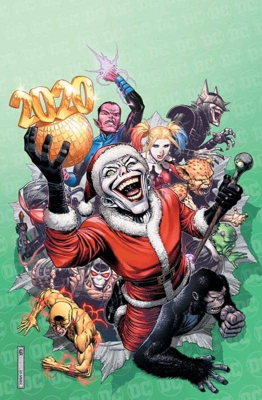 DC December Solicits New Year's Evil